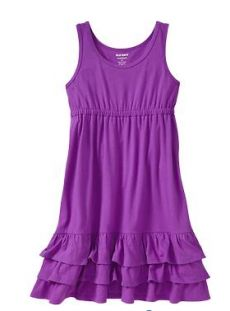 Tiered Ruffle Dress    Old Navy, $18