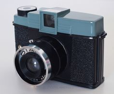 The Diana   DIANA Lomo camera, manufactured in Hong Kong in the sixties, film 127 and 35.