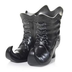 Batty Bats Witch's Boot