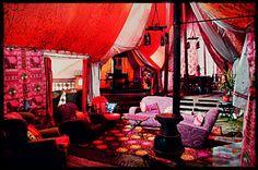 Gryffindor Tent