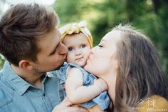 Rattlesnake Lake Family Portraits // Lauren + Josh + Madelyn » Tacoma Seattle Wedding Photographer