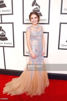 Singer Lauren Daigle attends The 58th GRAMMY Awards at Staples Center on February 15, 2016 in Los Angeles, California.