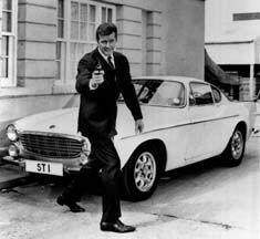 The Saint (1962–1969 spy thriller tv series, starring Roger Moore)