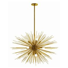 ARTERIORS Home Zanadoo 12 Light Large Chandelier | AllModern - don't know where id put this but I love it....love sputnik lights