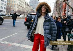FASHION WEEK 2016: STREET STYLE — NEW YORK