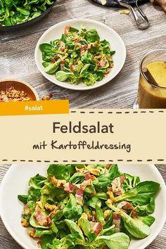 Die 27 Besten Bilder Von Feldsalat Rezept In 2019 Finger Foods