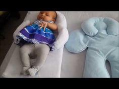 Almohada Abrazadora para bebé - Paso a Paso - YouTube