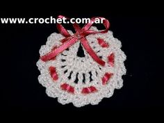 Crochet Quick and Easy Baby Shower Dress Favor DIY Tutorial - YouTube