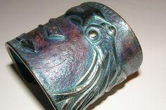 The Calamari Cuff is DONE - The Adventurous Silversmith