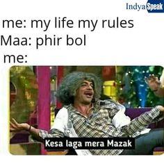 Most Hilarious Memes, Funny Memes Images, Jokes Pics, Funny Jokes In Hindi, Funny School Jokes, Some Funny Jokes, Really Funny Memes, Funny Qoutes, Crazy Funny Memes