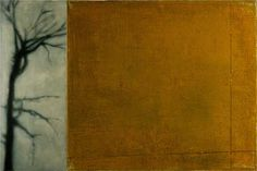 Sadatsugu toboe, diptych-04-1, oil on canvas, 90cm l x 135cm w, 2004