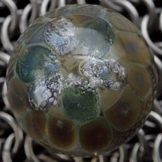 Cremation marbles