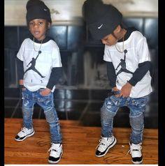Boys Nike swag Baby Boy Swag, Kid Swag, Toddler Outfits, Boy Outfits, Kids Fashion Boy, Boys Nike, Cool Baby Stuff, Swagg, Newborn Boys