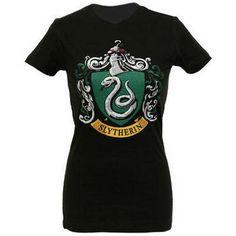 Slytherin Shirt. Ok, I need this.