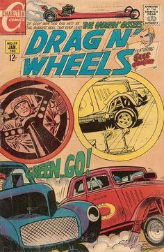 Drag N' Wheels