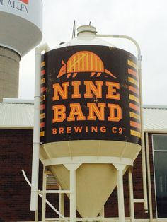 #166 - Nine Band Brewing Co. - Allen, TX