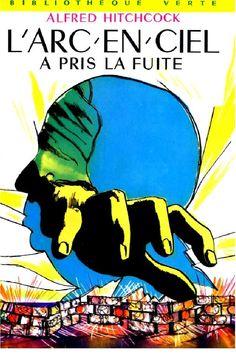 Jacques Poirier, Bibliothèque Verte, 1969 (1)