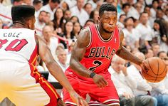 Robinson spent one year with the Bulls as a backcourt fill-in with Rose injured
