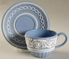 Wedgwood Anniversary Tea Set at Replacements, Ltd