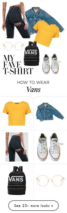 """"""""""" by sophieerose on Polyvore featuring Converse, Balenciaga, ASOS, Boohoo, Vans and Chloé"""