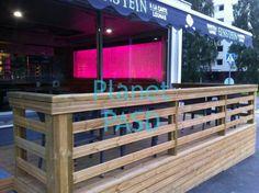 Finlandiya Einstein Restaurant #BaloncukDuvarı,  #BubbleWall uygulamamız.