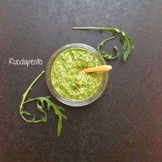 Vanløse blues.....: Rucola pesto