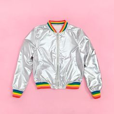 boogie daze bomber jacket from ban.do