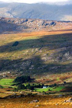 Kerry Mountains - Ireland
