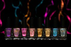 "Лаковый Адвокат: F.U.N Lacquer ""Love 2015 Collection"""