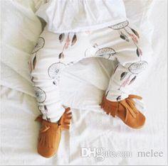 f746ff7f83760 8styles baby boy Cute Panda Fox Leggings Pants 2016 Infant Girls animal  harem pants Toddlers Clothing Cartoon Trousers pp pants 8PCS/lot