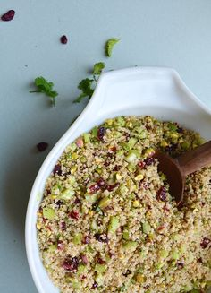 The Perfect Quinoa Salad