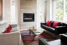 Magnusson Residence - contemporary - Living Room - Vancouver - Architrix Design Studio Inc.