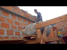 MESTRAS COM VERGALHÕES 3/8 E ALINHAMENTO , MASTER WITH Rebar 3/8 AND ALI...