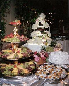 Wonderful Fruit Buffet Ideas. Buffet Table DecorationsBuffet ...
