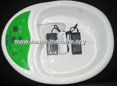 cool Balneario iónico operativo remoto eficaz del pie del Detox con verde y blanco
