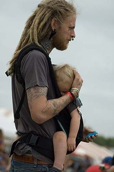 Dreads... Father & Son