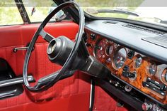 1969 - Sunbeam Alpine GT