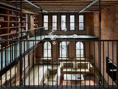 Tribeca Penthouse by ODA New York | HomeAdore
