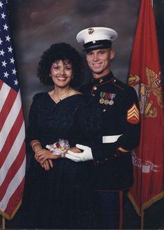 Marine Corps Birthday Ball Nov. 1989