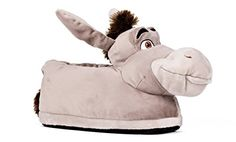 f0b233fff91 Comfy Feet DreamWorks Donkey Slippers - Any kid who s a Shrek fan will love  these Comfy Feet DreamWorks Donkey Slippers !