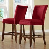 """Found it at Wayfair - Wingston 24"""" Bar Stool with Cushion"""