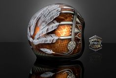 Custom motorcycle helmetINDIAN, BellCustom 500 - UNEXPECTED CUSTOM