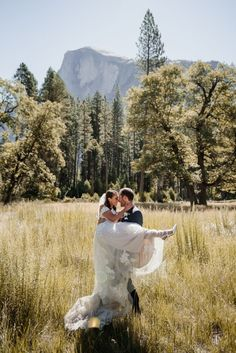 Yosemite elopement couple portrait | Image by Authentic Collective Wedding Advice, Wedding Blog, Wedding Reception, Dream Wedding, Yosemite National Park, National Parks, Couple Portraits, Couple Photos, Merced River