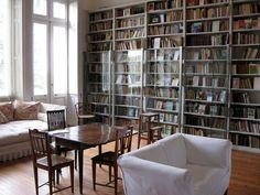 La biblioteca de Victoria Ocampo en Villa Ocampo, San Isidro