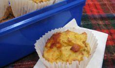 Cheesy bacon and corn muffins - Kidspot