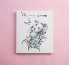 Revista Mooi magazine nº1 Magazine, Cover, Art, Daydream, Cute Stationery, Thinking Of You, Journals, Art Background, Kunst