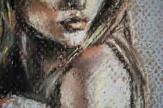 Lady with a cat detail by dozhdi