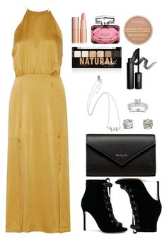 """Untitled #544"" by alibasicamina ❤ liked on Polyvore featuring Zimmermann, Gianvito Rossi, Balenciaga, Annello, NYX, INIKA, Gucci and Rimmel"