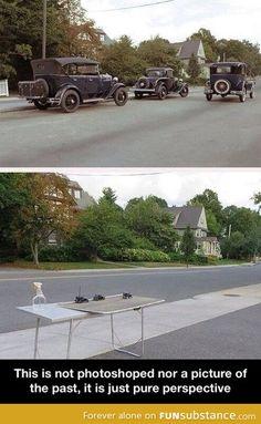 Impressive Perspective