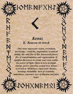 Rune of the Week! Like Us on Facebook www.facebook.com/VikingtoValhalla